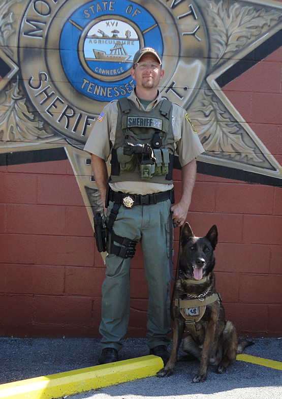 Clint and Eros K9