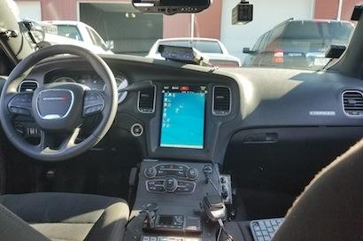 A look inside a Deputy's Patrol car