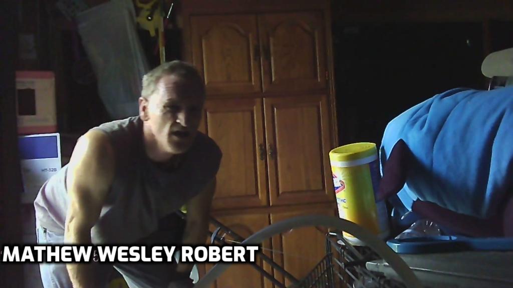 Mathew Wesley Roberts