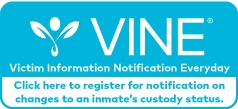 Click to use Victim Information Notification service
