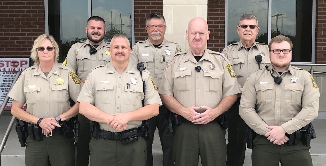 Court Services deputies