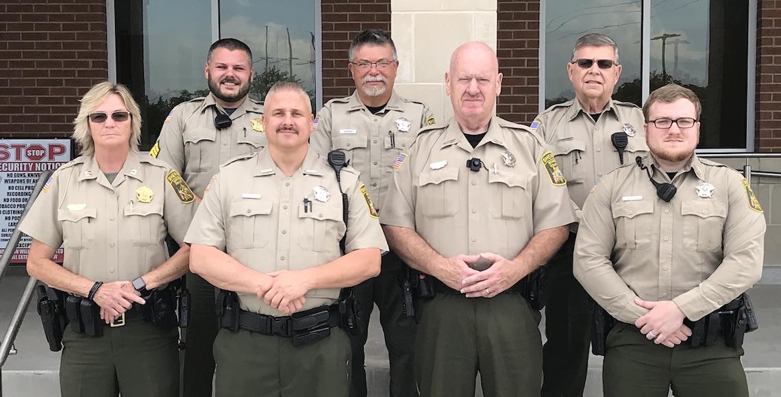 Court Services deputies