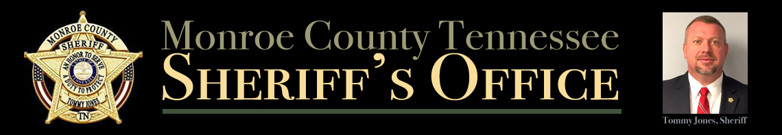 Sheriff's Office Masthead Graphic