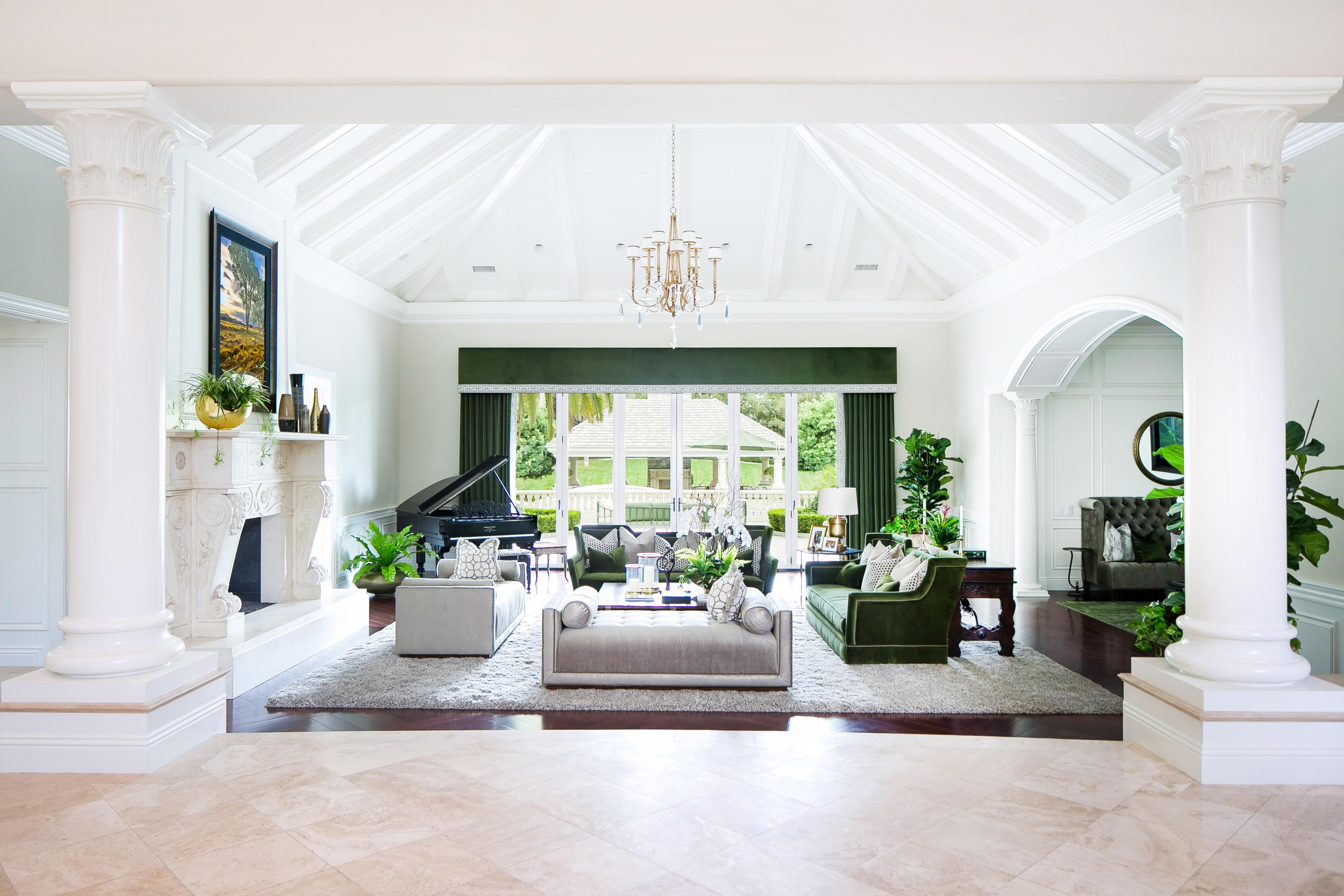 Interior Designer California