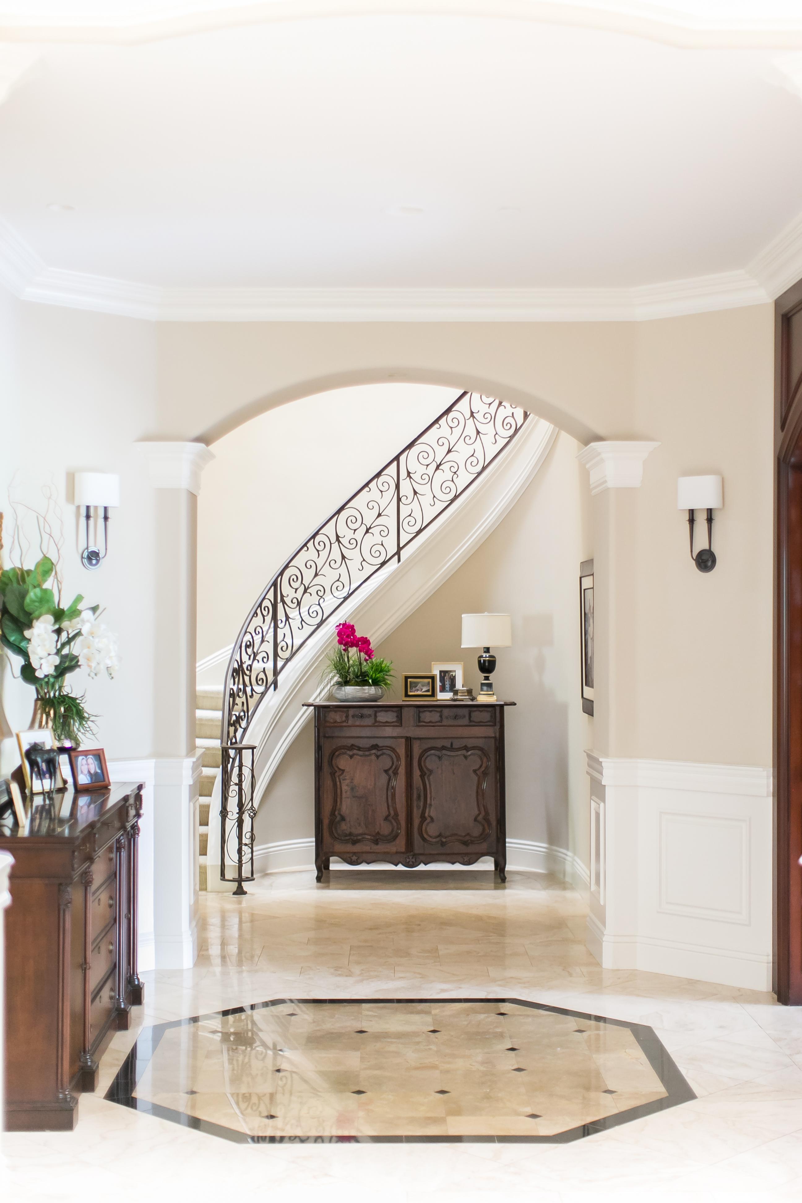 Ranch Santa Fe Interior Design