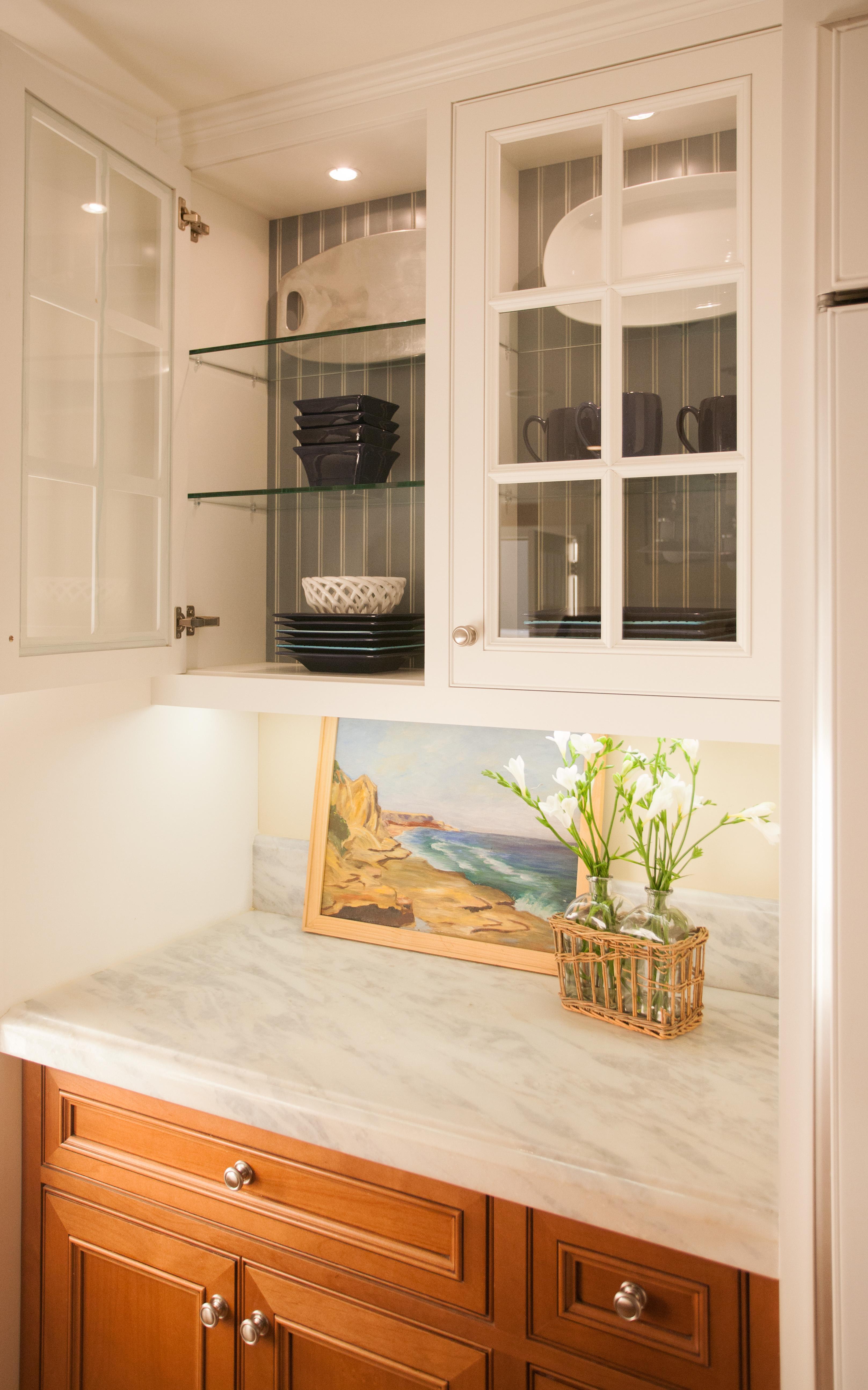 South Mission Beach Kitchen Interior Design