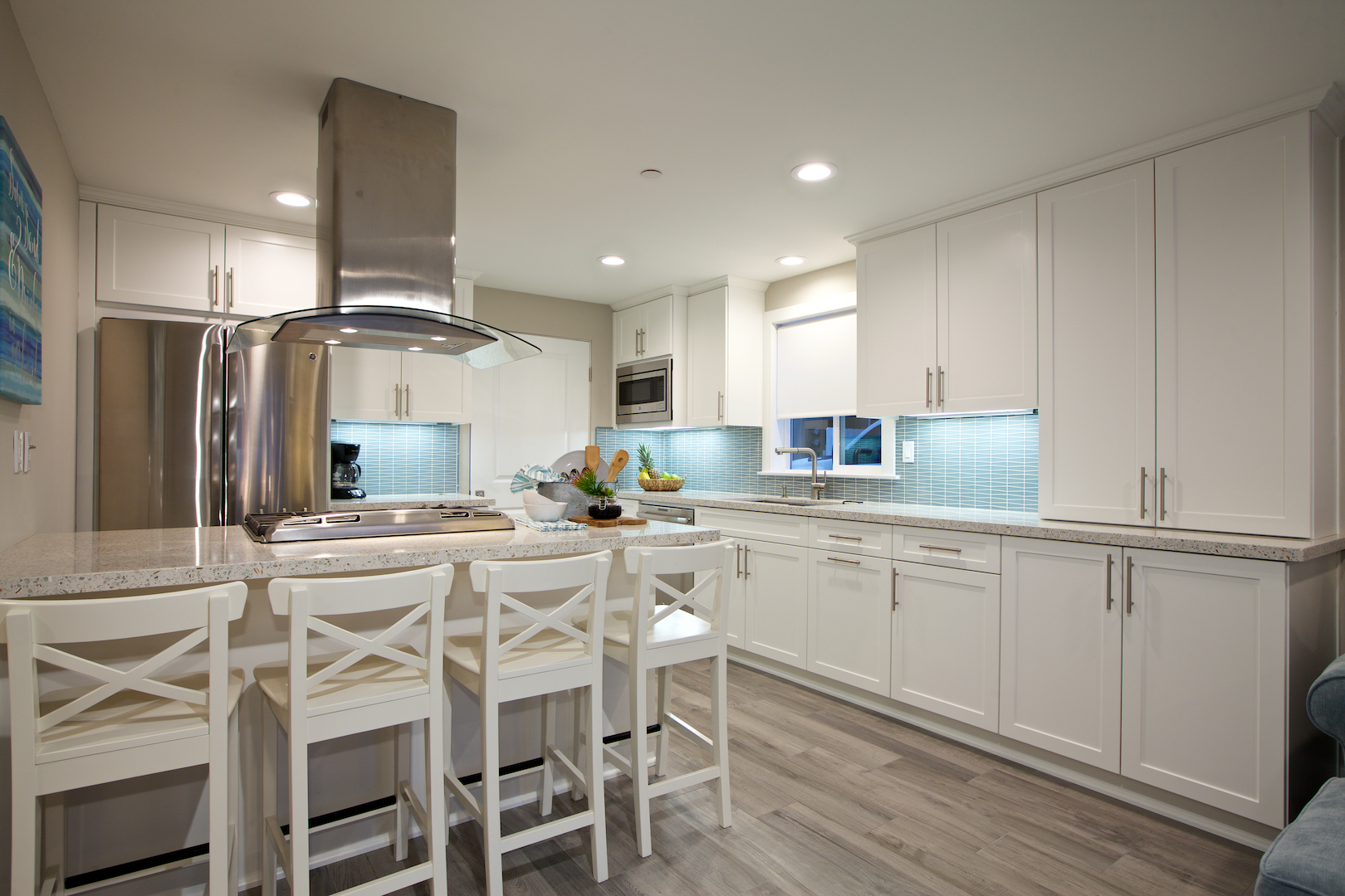 Kitchen Remodel California Interior Designer