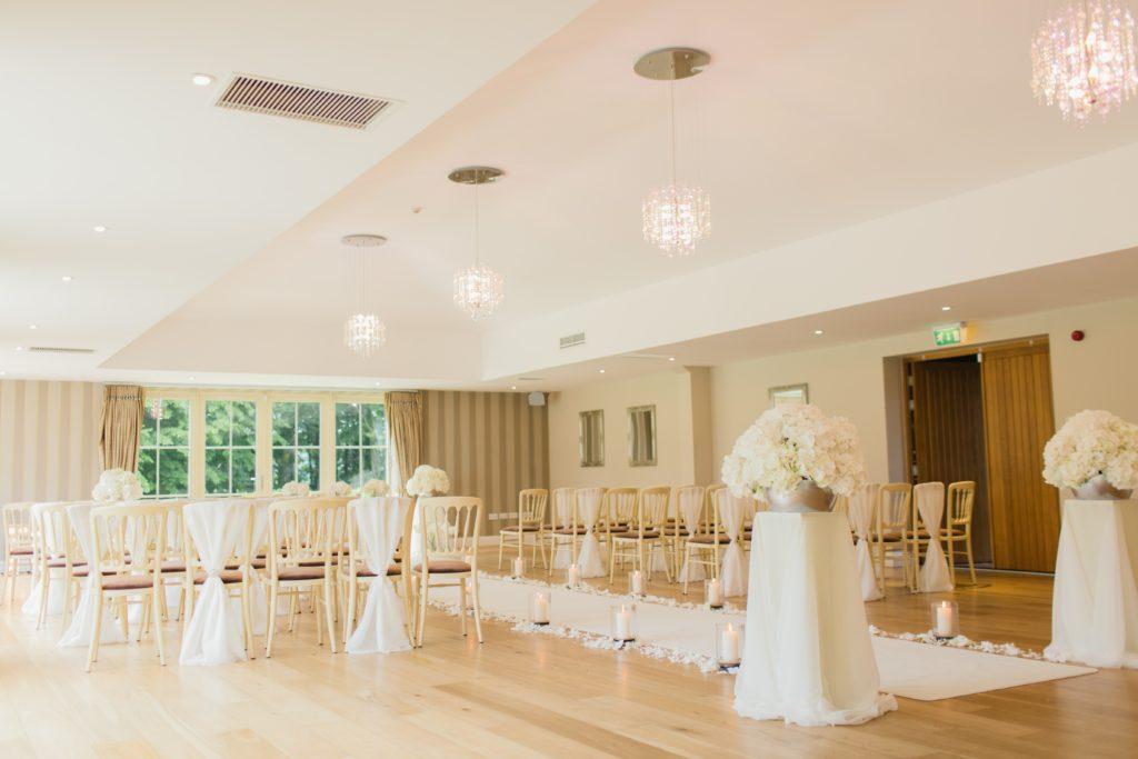 wedding venue banquet hall
