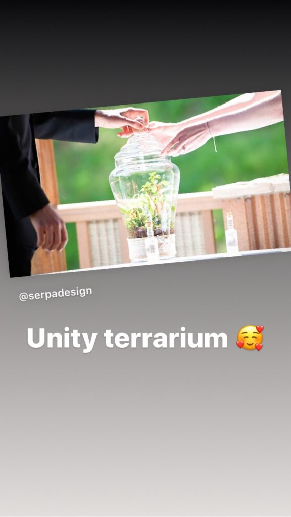 unity ceremony ideas