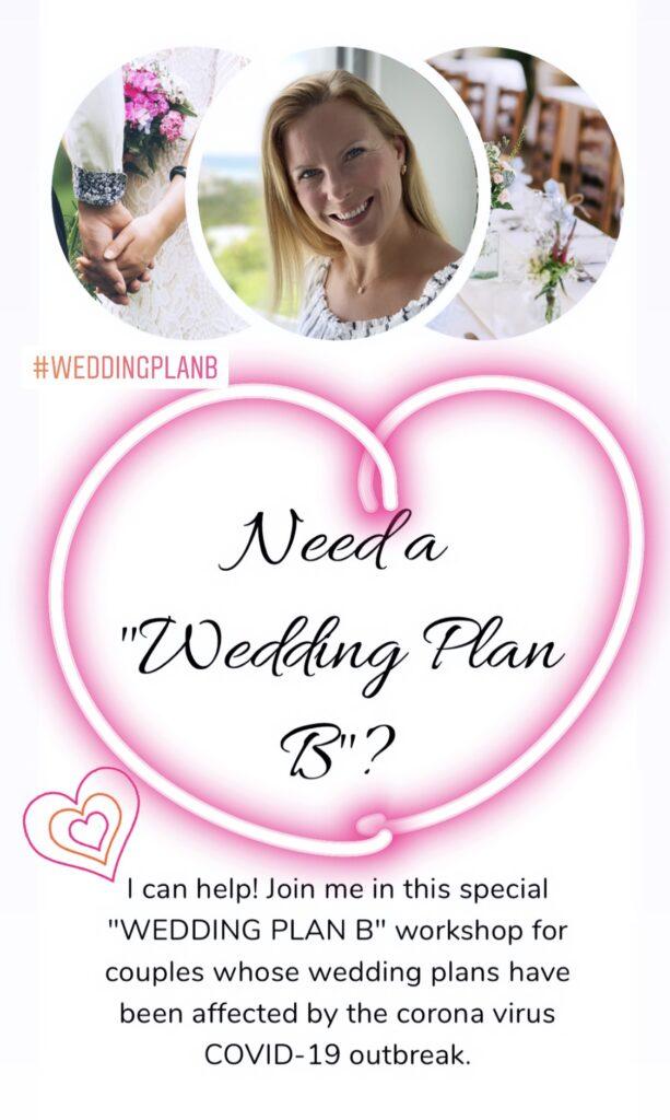 wedding plan b