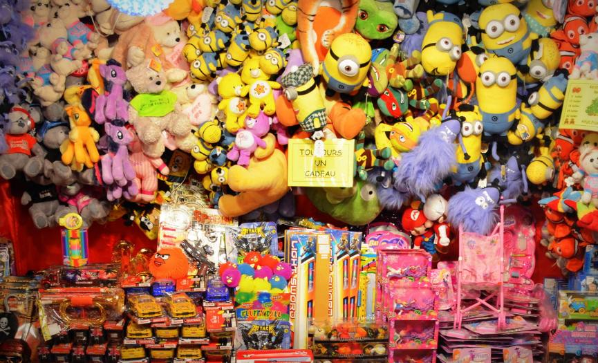 10 consejos para comprar juguetes en el Día de los Reyes Magos