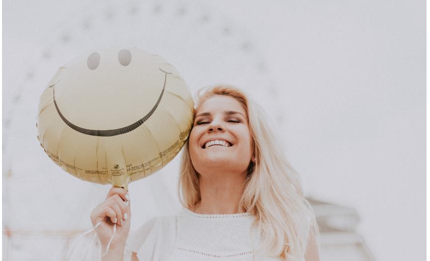 Maneras de Ser Feliz y Estar Saludable