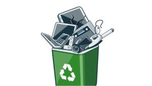 ¿Cómo reducir su basura electrónica?