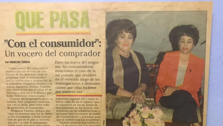 Argentina de Alvarez: El deco y ProConsumidor