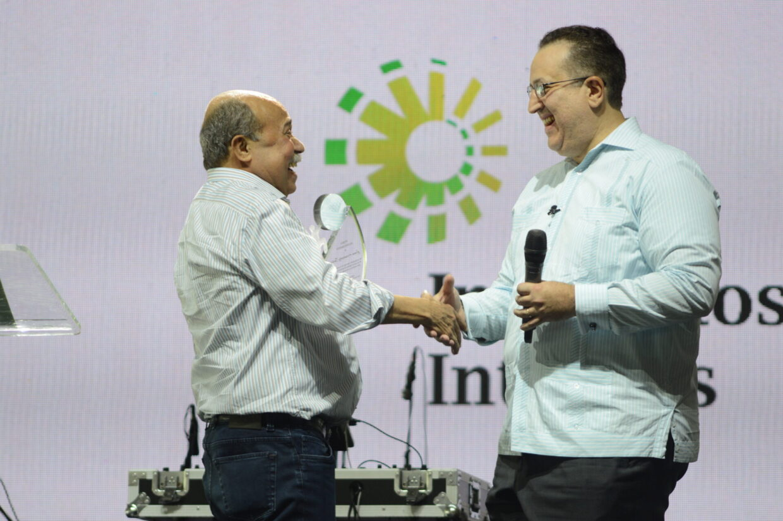 Juan Hernández y Magín Díaz