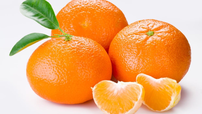 La mandarina rica en Vitamina C, fibra y potasio