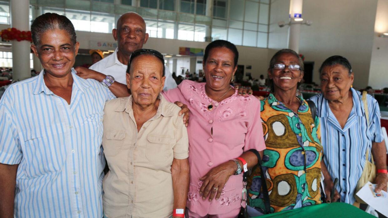 Celebración del Día nacional e internacional de las personas adultas mayores