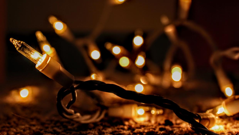 ¿Es posible una iluminación navideña ecológica?