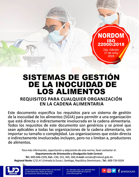 NORDOM-ISO-22000