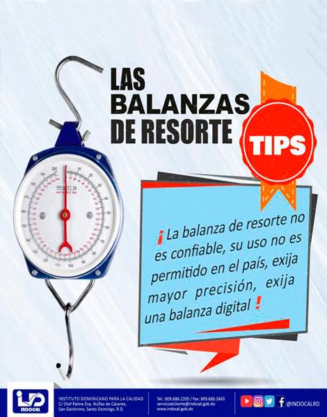 Tips-Balanzas