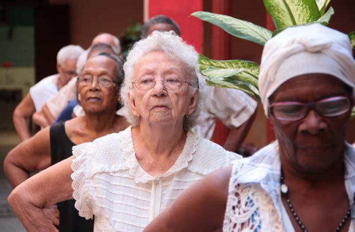 La salud mental y los adultos mayores