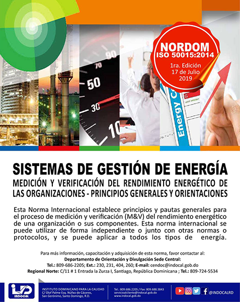 NORDOM-ISO-50015-2014
