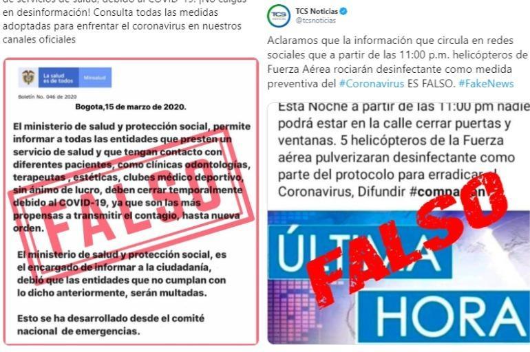 CUIDADO CON LA GUERRA DE NOTICIAS FALSAS