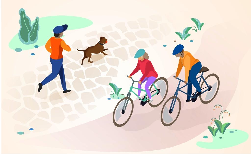 Contra el sedentarismo, conoce los beneficios de la actividad física para tu salud