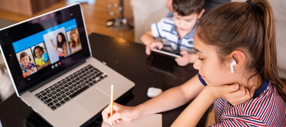 No todo es malo en la escuela virtual
