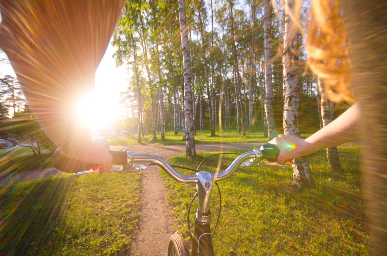 Cuáles son los beneficios de andar en bicicleta