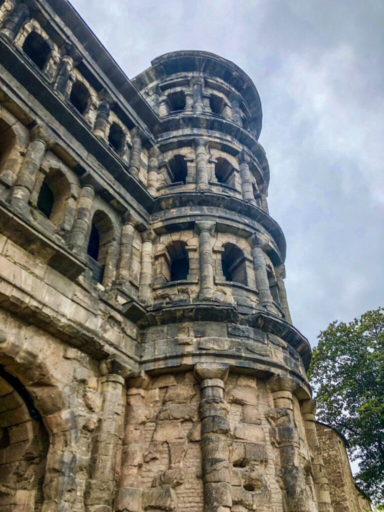 Things to do and sites to see in Trier- Porta Nigre