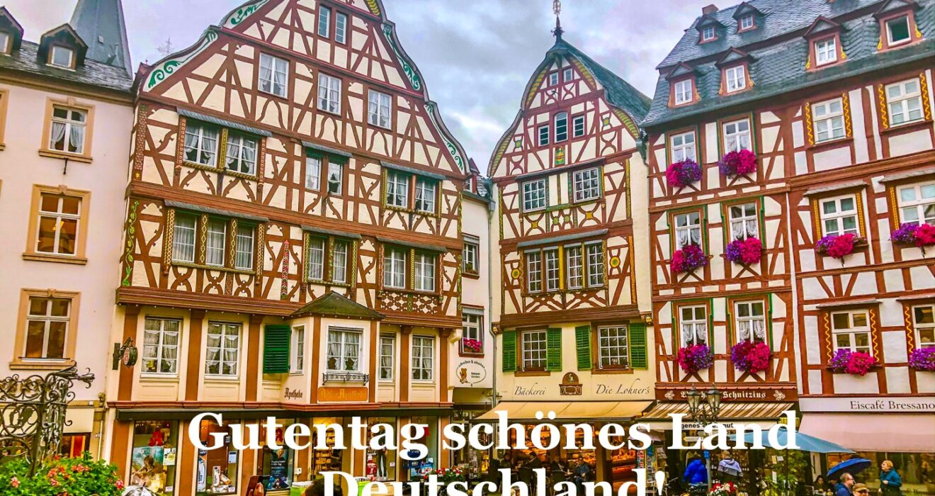 German Phrases You Need to Know when Traveling to Germany