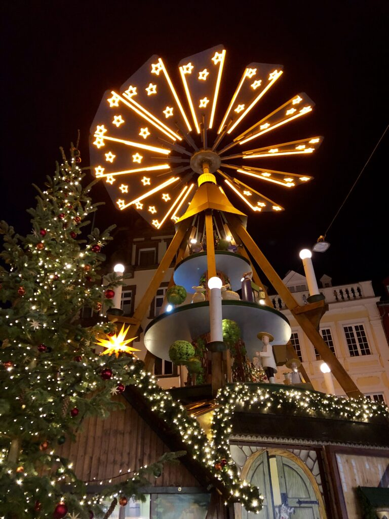 Things to do and sites to see in Trier - Christmas Market