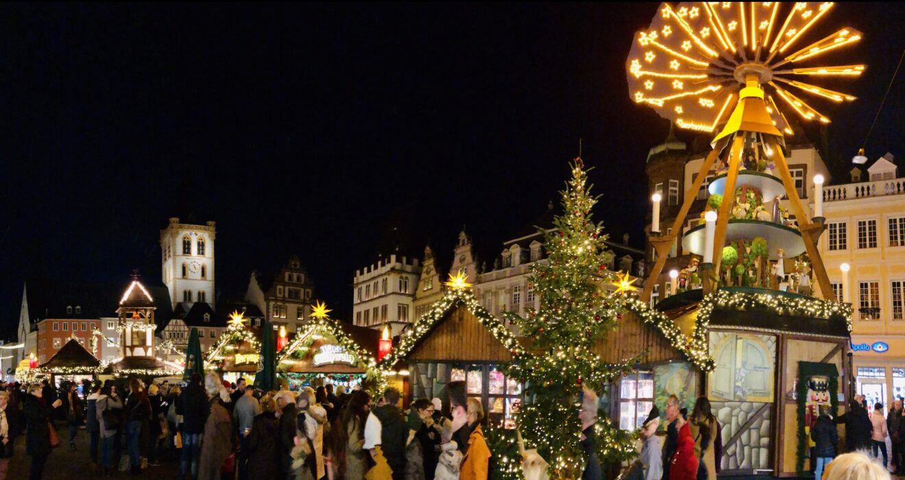 Essential Items You Should Pack for European Christmas Markets