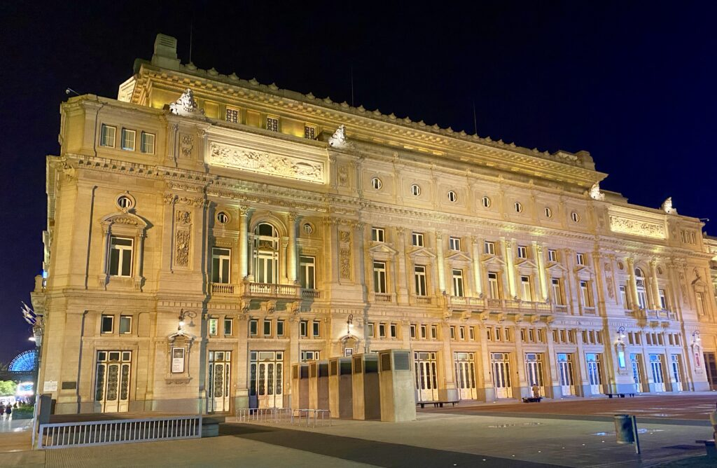Taking a Tour of Teatro Colon is one of the experiences you must try in Buenos Aires.
