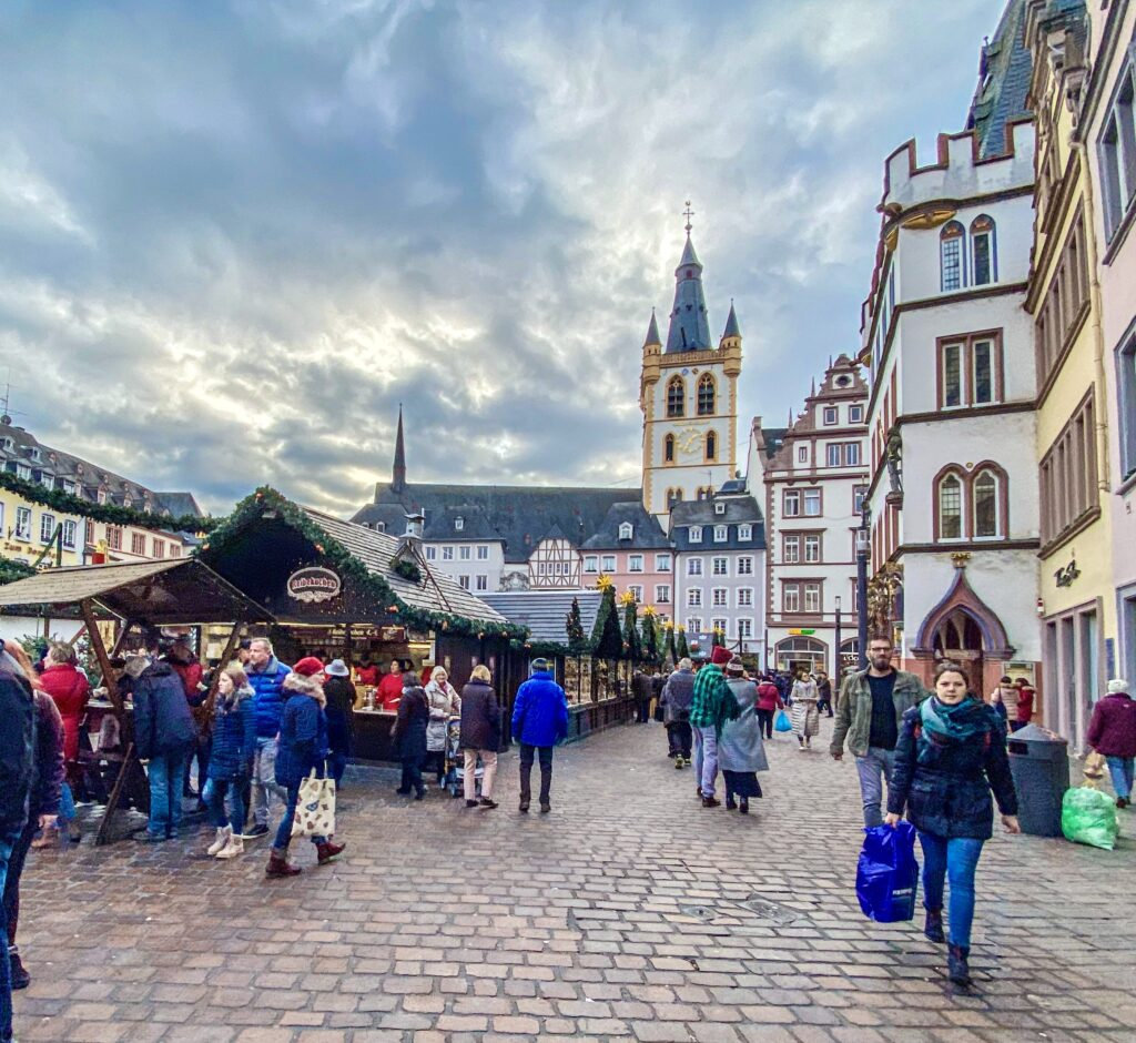 Things to do and sites to see in Trier - Hauptmarkt