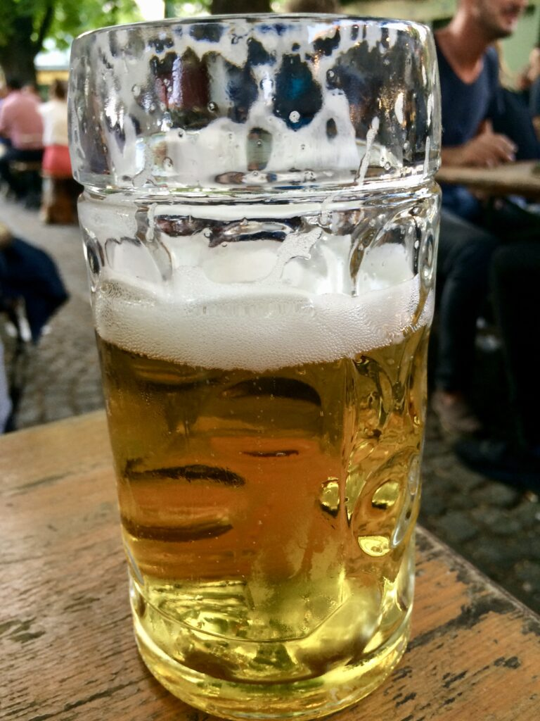 Did you know Beer is a food in Bavaria