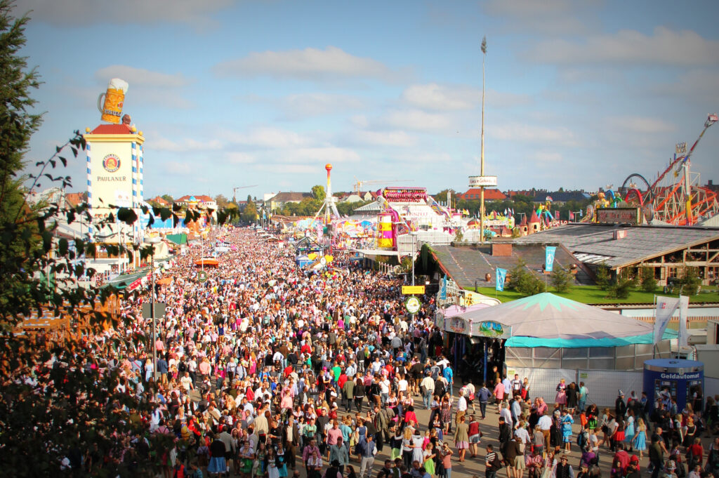 Did you know Oktoberfest is the world's largest beer and folk festival