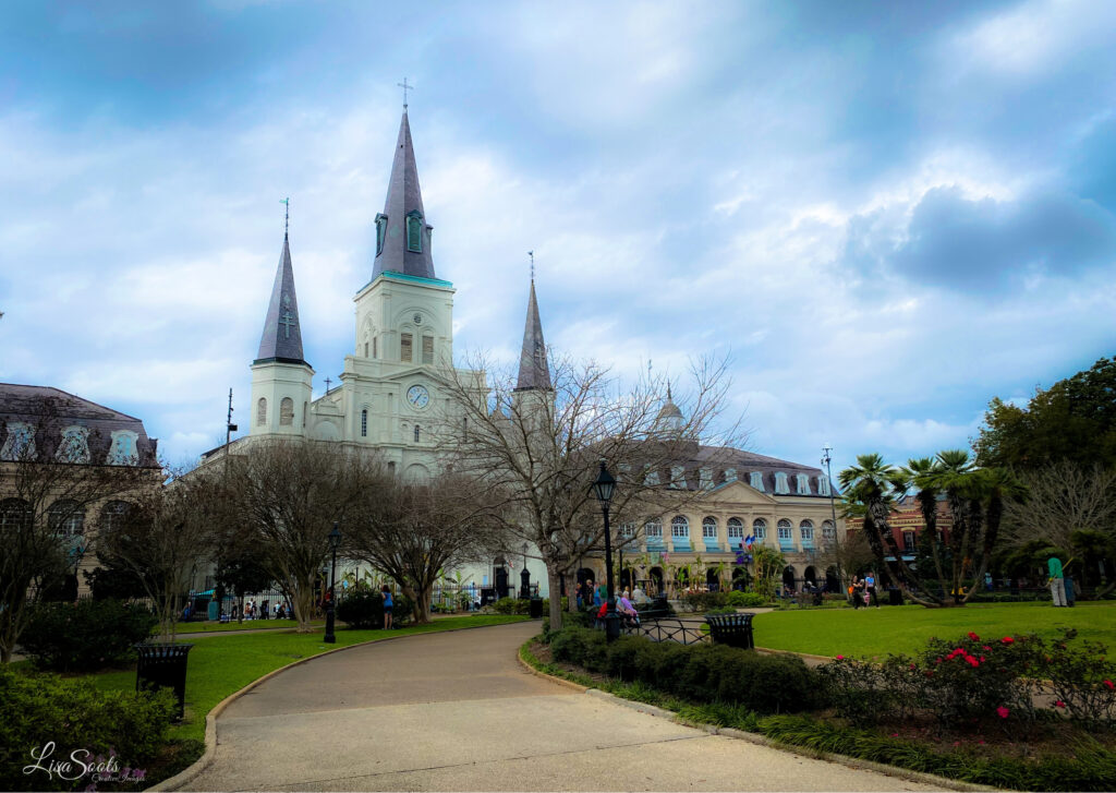 New Orleans is one of the most haunted cities to visit.