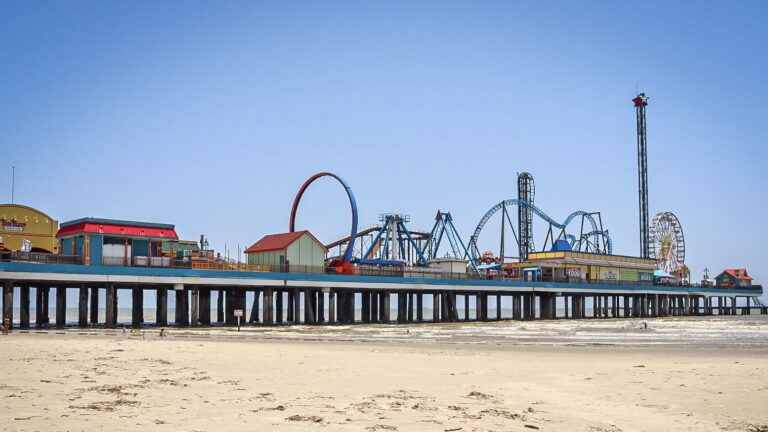 Family Friendly Things to Do in Galveston