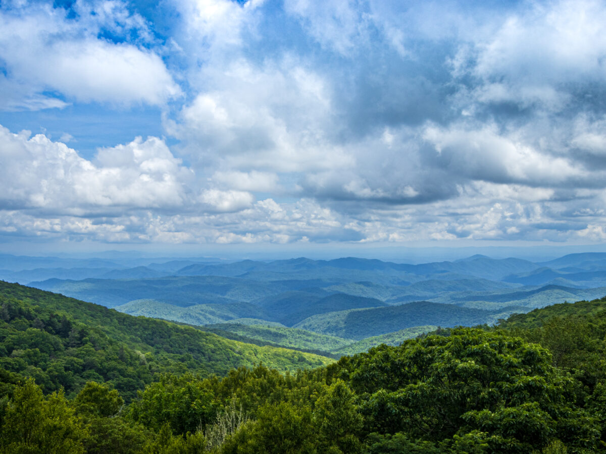 Blue Ridge Parkway – Photo Inspo from Wilkesboro to Linville Falls, NC