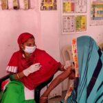 बलिया : जिले में शुक्रवार को इतने लोगों का हुआ टीकाकरण