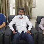 अरुण कुमार बने ब्राम्हण स्वयंसेवक संघ के जिला अध्यक्ष
