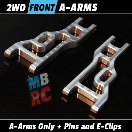 2WD Front A-arms - Slash