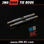2WD Rear Tie Rods - only