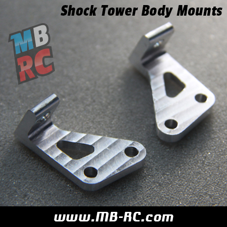 Shock Tower Body Mounts