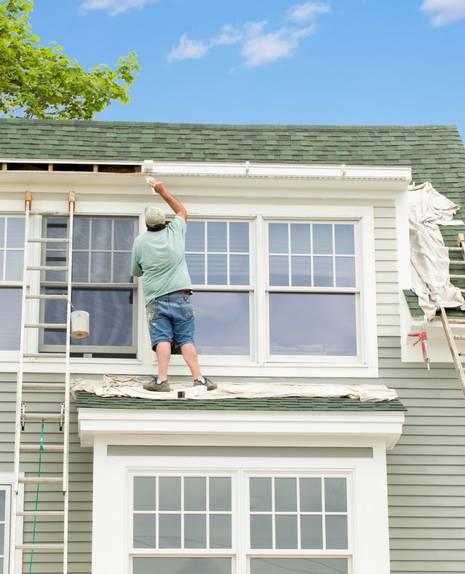 Exterior & Interior Paint Services