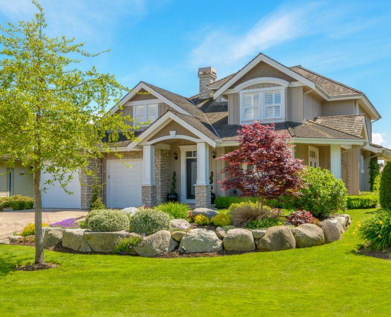 House Landscaping Design