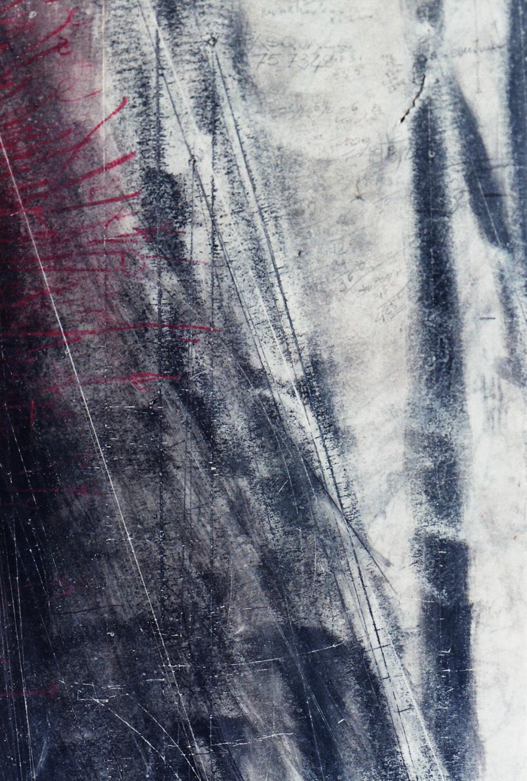 Ingradimento Marble & Graphite 6′ x 36″ x 1″
