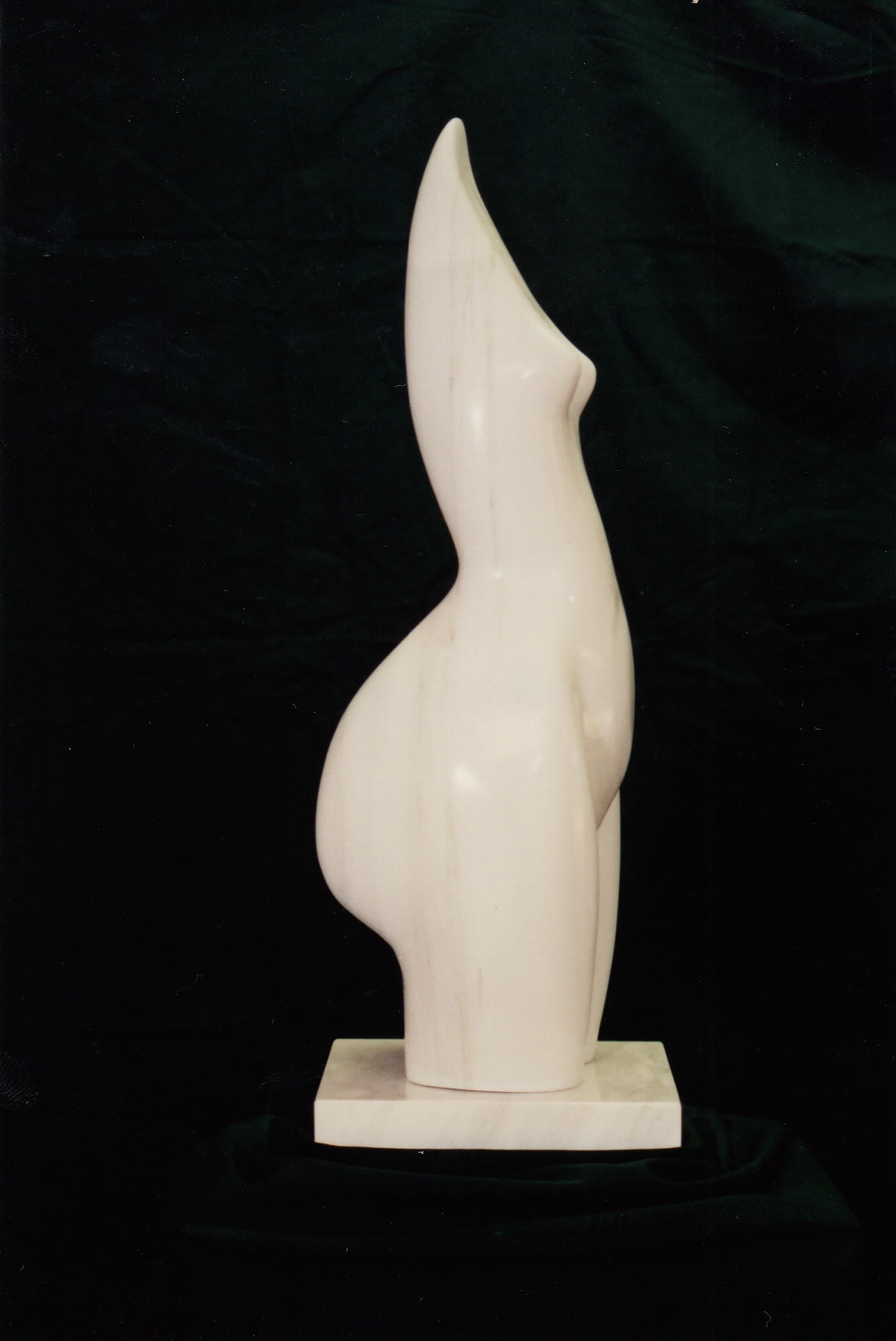 Woman   Carrara Marble 28″ x 12″ x 10″